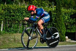 KERBAOL Cedrine: UEC Road Cycling European Championships - Trento 2021