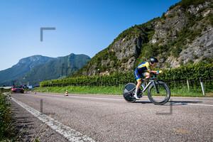 SOLOVEI Ganna: UEC Road Cycling European Championships - Trento 2021