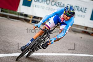 BÁRTA Jan: UEC Road Cycling European Championships - Trento 2021