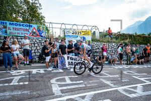 GENIETS Kévin: UEC Road Cycling European Championships - Trento 2021