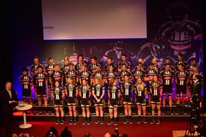 Teampresentation - Team Giant Alpecin