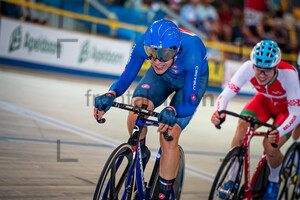 BELLETTA Dario Igor: UEC Track Cycling European Championships (U23-U19) – Apeldoorn 2021
