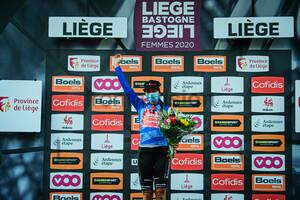 LIPPERT Liane: Liège Bastogne Liège 2020