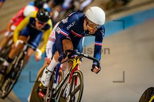 HAMON Nicolas: UEC Track Cycling European Championships (U23-U19) – Apeldoorn 2021