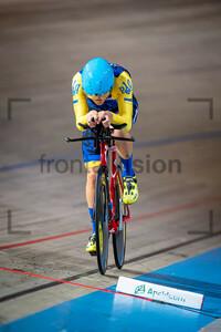 KABASHNYI Valentyn: UEC Track Cycling European Championships (U23-U19) – Apeldoorn 2021