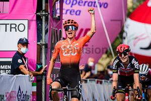 VOS Marianne: Giro Rosa Iccrea 2020 - 5. Stage