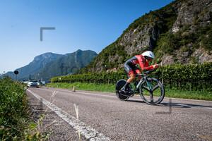 ERHARTER Gabriela: UEC Road Cycling European Championships - Trento 2021