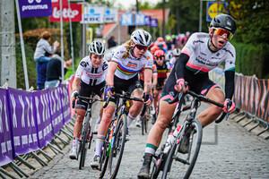 VAN DER BREGGEN Anna: Ronde Van Vlaanderen 2020