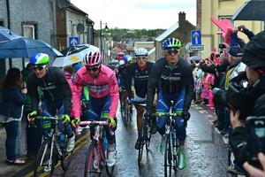 Start: Giro d`Italia – 3. Stage 2014