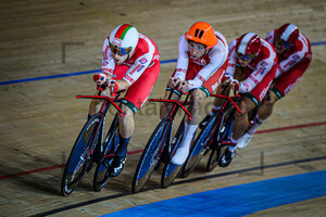 Belarus: UEC Track Cycling European Championships 2020 – Plovdiv