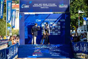 HEIDEMANN Miguel: UEC Road Cycling European Championships - Trento 2021