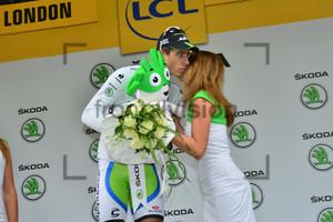 Peter Sagan: Tour de France – 3. Stage 2014