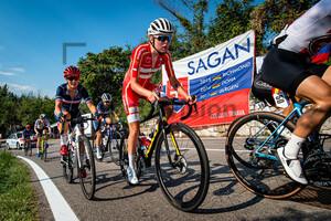 HOLMSGAARD Trine: UEC Road Cycling European Championships - Trento 2021