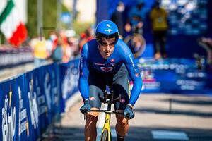 AFFINI Edoardo: UEC Road Cycling European Championships - Trento 2021