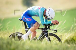 SCHMITZ Brune: National Championships-Road Cycling 2021 - ITT Elite Men U23