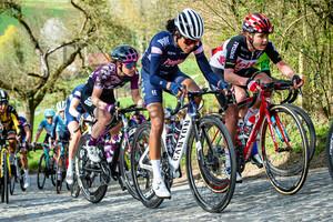 ALVARADO Ceylin del Carmen: Ronde Van Vlaanderen 2021 - Women