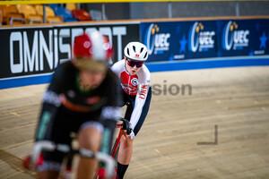 BURI Fabienne: UEC Track Cycling European Championships (U23-U19) – Apeldoorn 2021