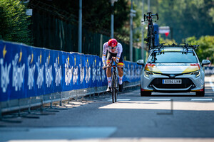 AYUSO PESQUERA Juan: UEC Road Cycling European Championships - Trento 2021