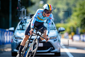 CLAEYS Arno: UEC Road Cycling European Championships - Trento 2021