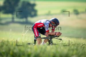 GEBHARDT Philipp: National Championships-Road Cycling 2021 - ITT Junior Men U19