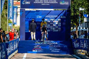 OMARSSON Ingvar: UEC Road Cycling European Championships - Trento 2021