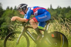 FRIGGE Niels: National Championships-Road Cycling 2021 - ITT Elite Men U23