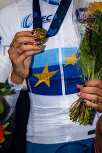 COUZENS Millie: UEC Track Cycling European Championships (U23-U19) – Apeldoorn 2021