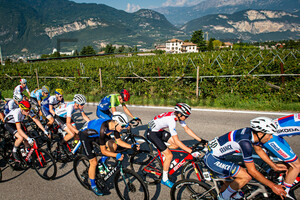 DONZÉ Robin: UEC Road Cycling European Championships - Trento 2021