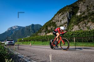 YSLAND Anne Dorthe: UEC Road Cycling European Championships - Trento 2021