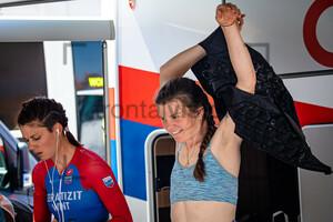 VIECELI Lara, LACH Marta: Giro Donne 2021 – 1. Stage