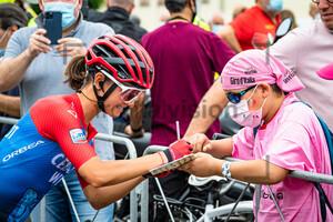MAGNALDI Erica: Giro d´Italia Donne 2021 – 3. Stage