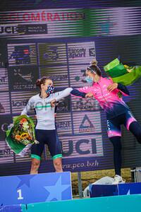 BANKS Elizabeth, CONSONNI Chiara: GP de Plouay - Women´s Race