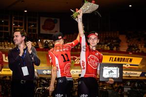 VAN DE SANDE Tosh, DE BUYST Jasper:  Lotto Z6s daagse Vlaanderen-Gent 2019