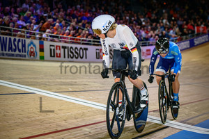 HINZE Emma, LEE Wai Sze: UCI Track Cycling World Championships 2020