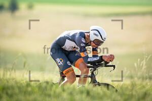 BORRESCH Julian: National Championships-Road Cycling 2021 - ITT Elite Men U23