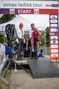 CONFALONIERI Maria Giulia: SIMAC Ladie Tour - 2. Stage