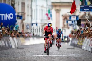 STIGGER Laura: UEC Road Cycling European Championships - Trento 2021