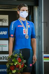 LONGO BORGHINI Elisa: UCI Road Cycling World Championships 2020