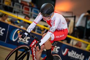 MIGAS Dawid: UEC Track Cycling European Championships (U23-U19) – Apeldoorn 2021