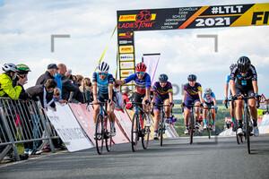 DEIGNAN Elizabeth, CORDON-RAGOT Audrey: LOTTO Thüringen Ladies Tour 2021 - 4. Stage