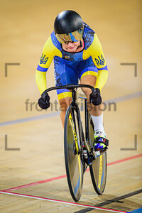 STARIKOVA Olena: UEC Track Cycling European Championships 2020 – Plovdiv