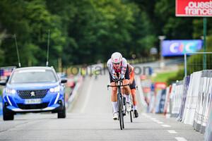 REUSSER Marlen: UEC Road Championships 2020