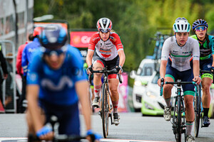 CANUEL Karol-Ann: Flèche Wallonne 2020