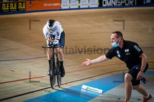 BOOS Benjamin: UEC Track Cycling European Championships (U23-U19) – Apeldoorn 2021