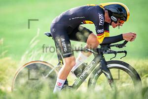 HEIDUK Kim Alexander: National Championships-Road Cycling 2021 - ITT Elite Men U23