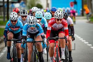 SCHWEINBERGER Christina: Ronde Van Vlaanderen 2021 - Women