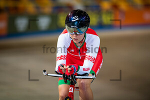 RUSAK Katsiaryna: UEC Track Cycling European Championships (U23-U19) – Apeldoorn 2021