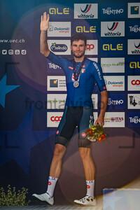 GANNA Filippo: UEC Road Cycling European Championships - Trento 2021