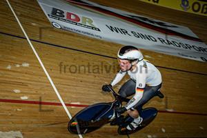 HINZE Emma: UCI Track Cycling World Championships 2020