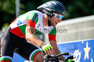 DIMITROV Petar: UEC Road Cycling European Championships - Trento 2021